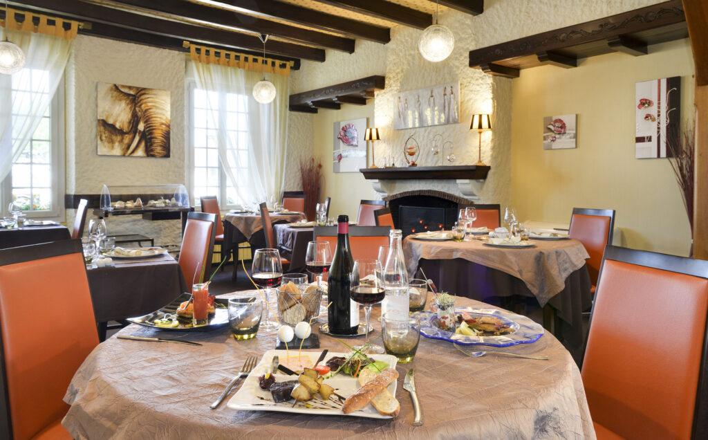 Restaurant Le Dauphin Sologne